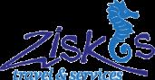 Ziskos Travel Logo
